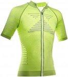 X-Bionic Effektor Biking Powershirt Short Sleeves - Triathlon für Herren - Gelb