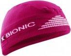 X-Bionic Helmet Cap Kopfbedeckung - Pink, Gr. 2