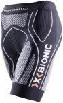 X-Bionic Running The Trick Pants Short - Laufhosen für Damen - Schwarz, Gr. XS