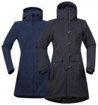 Bergans Bjerke 3in1 Mantel (Größe XS, blau) | Doppeljacken > Damen