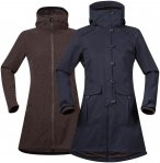 Bergans Damen Bjerke 3in1 Mantel (Größe XS, Blau) | Doppeljacken > Damen