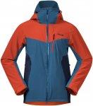 Bergans Herren Oppdal Insulated Jacke (Größe XL, Rot) | Skijacken > Herren