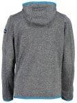 CMP Boys Knit Tech Jacke (Größe 140, grau) | Fleecejacken > Kinder