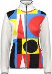 CMP Damen Performance Jacke (Größe XS, Weiß)   Fleecejacken > Damen