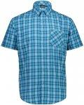CMP Herren Funktions Hemd (Größe L, Blau) | Hemden > Herren