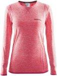 Craft Damen Active Comfort RN LS (Größe S, Pink)