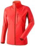 Dynafit Alpine Wind Jacke (Größe M, rot) | Windbreaker > Damen