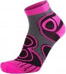 Eightsox Running Ambition Socken (Größe 45, 46, 47, Pink) | Füßlinge > Herre