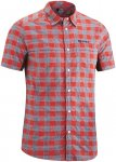 Gonso Herren Don Bikehemd (Größe 3XL, Rot) | Hemden > Herren
