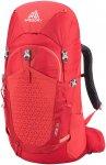 Gregory Damen Jade 38 Rucksack (Rot)   Wanderrucksäcke > Damen