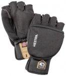 Hestra Windstopper Pullover Handschuhe (Größe S, schwarz)   Fingerhandschuhe >