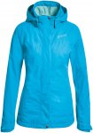Maier Sports Damen Metor Jacke (Größe XL, Blau) | Hardshelljacken & Regenjacke