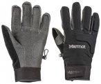 Marmot XT Handschuhe (Größe XS, schwarz) | Fingerhandschuhe > Unisex
