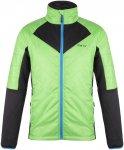 Meru Herren Zugspitz Hybrid Jacke (Größe S, Grün) | Skijacken > Herren