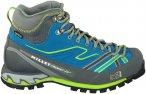 Millet Damen Super Trident GTX Schuhe (Größe 37.5, Blau)   Wanderschuhe & Trek