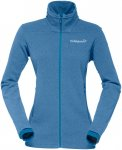 Norrona Damen Falketind Warm1 Jacke (Größe M, Blau) | Fleecejacken > Damen