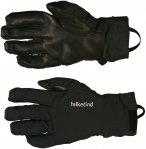 Norrona Falketind Dri Short Handschuhe (Größe XS, Schwarz) | Fingerhandschuhe
