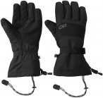 Outdoor Research Herren Highcamp Handschuhe (Größe S, Schwarz) | Fingerhandsch