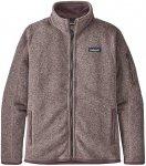 Patagonia Damen Better Sweater Jacke (Größe S, Lila) | Fleecejacken > Damen