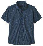 Patagonia Go To Hemd (Größe S, blau)   Hemden > Herren