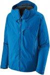 Patagonia Herren Pluma GTX Pro Jacke (Größe S, Blau) | Hardshelljacken & Regen
