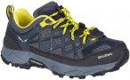 Salewa Kinder Wildfire Schuhe (Größe 32, Blau) | Zustiegsschuhe & Multifunktio