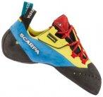 Scarpa Chimera Kletterschuhe (Größe 45, gelb) | Kletterschuhe > Unisex