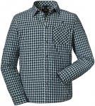 Schöffel Herren Jenbach2 UV Hemd (Größe XXL, Blau) | Hemden > Herren