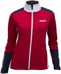 Swix Damen Dynamic Jacke (Größe S, Rot) | Softshelljacken > Damen