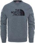 The North Face Herren Drew Peak Pullover (Größe M, Grau) | Pullover > Herren