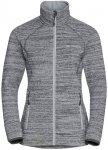 Vaude Damen Rienza II Jacke (Größe XL, Grau) | Fleecejacken > Damen