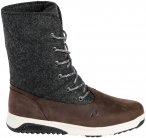 Vaude Damen UBN Kiruna Mid CPX Schuhe (Größe 37, 36.5, Braun)   Winterschuhe &