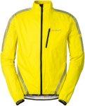 Vaude Herren Luminum Performance Jacke (Größe M, Gelb) | Fahrradjacken > Herre