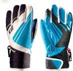 Zanier Gloves Kinder Sillian ZX Handschuhe (Größe M, Blau)