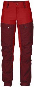 Fjäll Räven Keb Trousers W Regular-Ox Red-38 - Gr. 38
