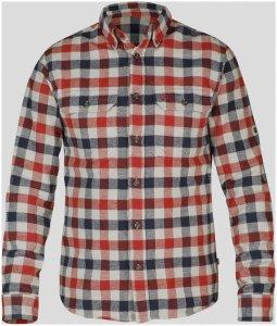 Fjällräven Skog Shirt-Red-M - red - Gr. M