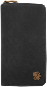 Fjällräven Travel Wallet-Dark Grey- - dark grey - Gr. 1 Size