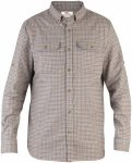 Fjäll Räven Forest Flannel Shirt-Grey-S - grey - Gr. S