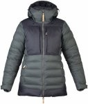 Fjäll Räven Keb Expedition Down Jacket W-Stone Grey-Black-S - Gr. S