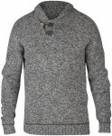 Fjällräven Lada Sweater M - Grey - S - grey