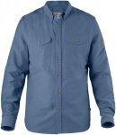 Fjäll Räven Övik Lite Shirt - Blue Ridge - S
