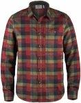 Fjällräven Fjällglim Shirt-Deep Red-XL - Gr. XL