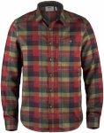 Fjällräven Fjällglim Shirt M - Deep Red - XL