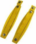 Fjällräven Kånken Mini Shoulder Pads - Warm Yellow - uni - Warm yellow - Gr.