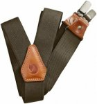 Fjällräven Singi Clip Suspenders-Dark Olive-1 Size - dark olive - Gr. 1 Size