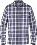 Fjällräven Singi Flannel Shirt LS M-Uncle Blue-L - Gr. L