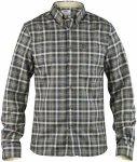 Fjällräven Stig Flannel Shirt-Black-M - black - Gr. M