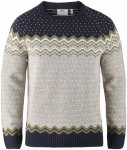 Fjällräven Övik Knit Sweater M - Navy - M - navy