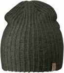 Fjällräven Övik Melange Beanie-Mountain Grey-1 Size - Gr. 1 Size