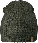 Fjällräven Övik Melange Beanie - Mountain Grey - 1 Size